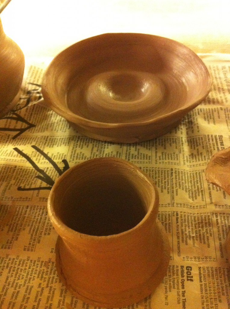 Pottery - Project